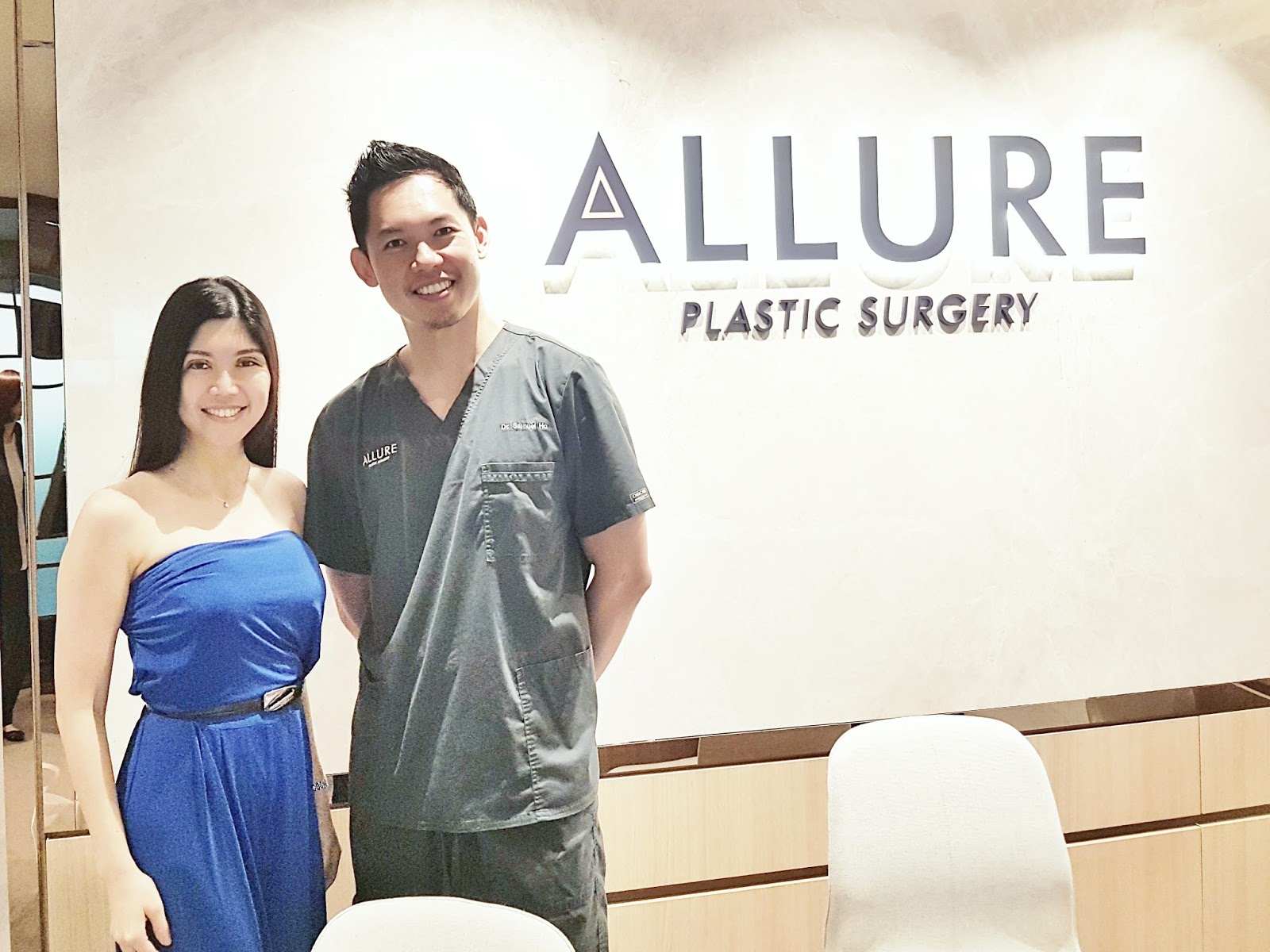 Double Eyelid Surgery at Allure Plastic Surgery! Blink Blink