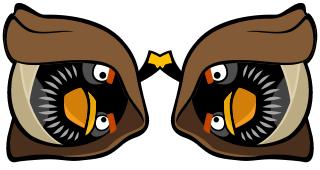 Guirnalda de Angry Birds Star Wars para Imprimir Gratis.