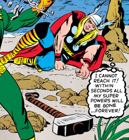 The Peerless Power of Comics!: 60 Seconds And Counting
