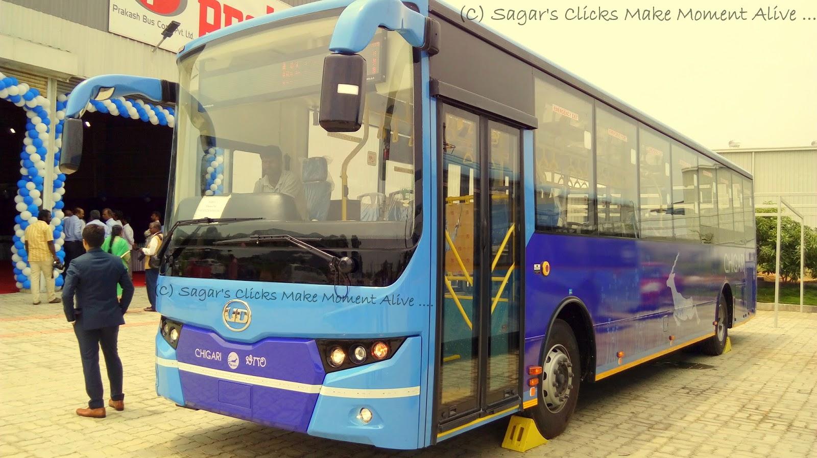 ud (uniflow diesel) city bus | sagar r siddhavgol