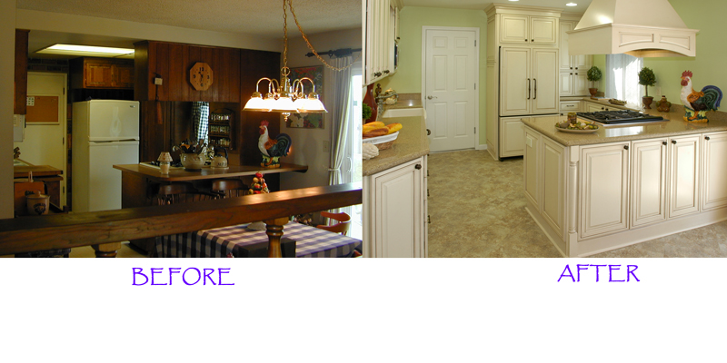 Kitchen Decor Kitchen Remodel Before And After