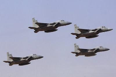 Saudi Latihan Militer Terbesar
