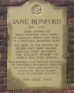 Jane Bunford
