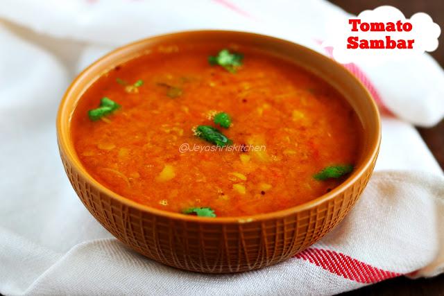 Tomato-sambar