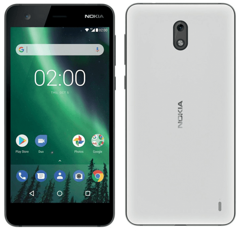 Nokia 2 w/ Snapdragon 212 chip spotted on AnTuTu