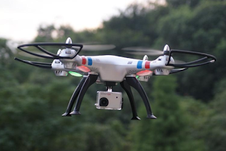 Syma RC Quadcopter X8G