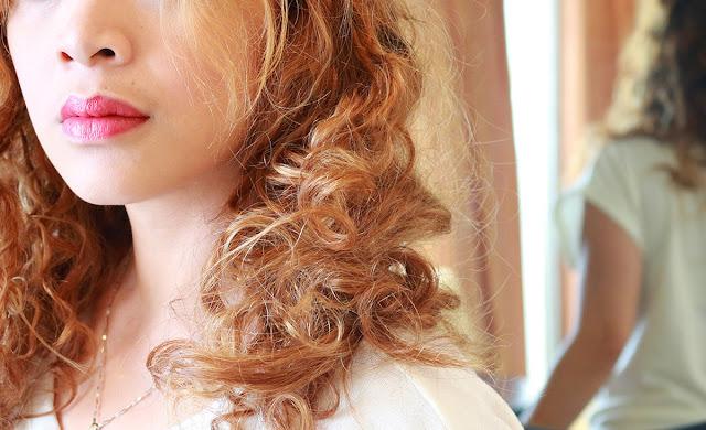 Tips Rawat Rambut Keriting