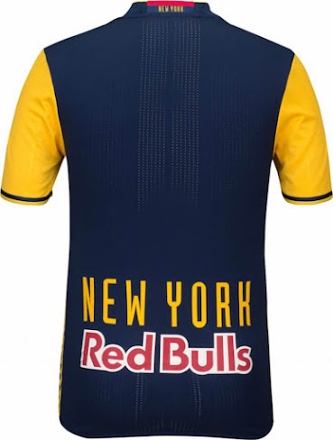 5f607ffcb This is the New York Red Bulls away jersey for the 2016 MLS season.