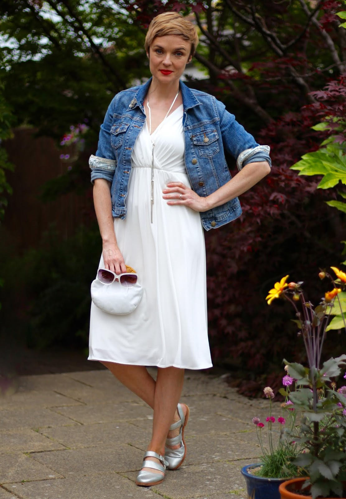 Havana Dress | Styling a White Dress in Summer | Fake Fabulous