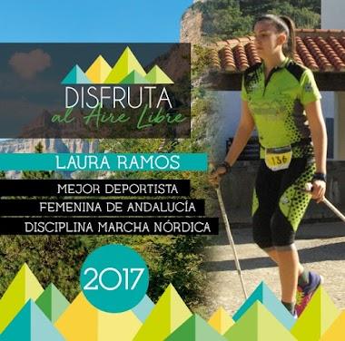PRESENTACIÓN DE GALARDONES MARCHA NÓRDICA 2017