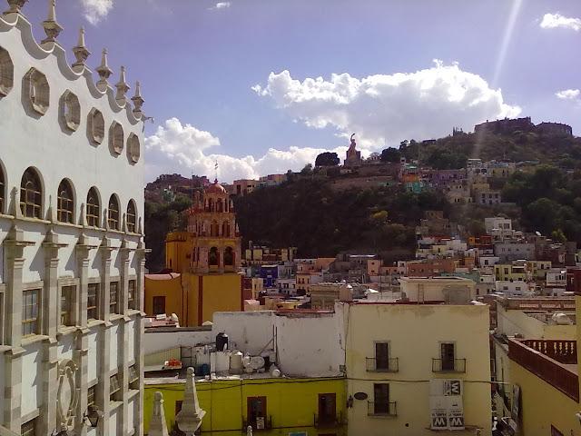 San Valentín Guanajuato capital