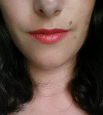 Revlon Ultra HD Lipstick swatch hydrangea
