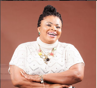 Dayo Amusa - we cannot all be slim, actress adresss weight loss