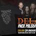 Promociones y sorpresas para el primer show de Delain en Chile.