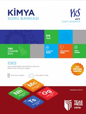 Teas Press AYT Kimya Soru Bankası PDF