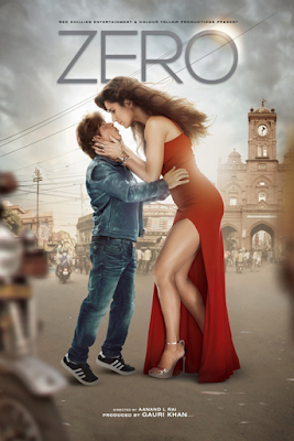 Zero 2018 Hindi 720p WEB HDRip 1.1Gb x264