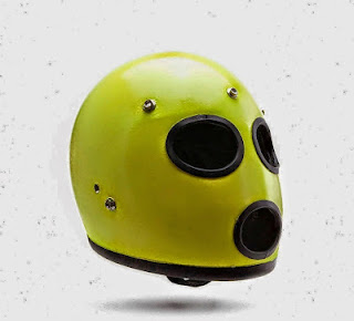 Ugly Motorcycle Helmet
