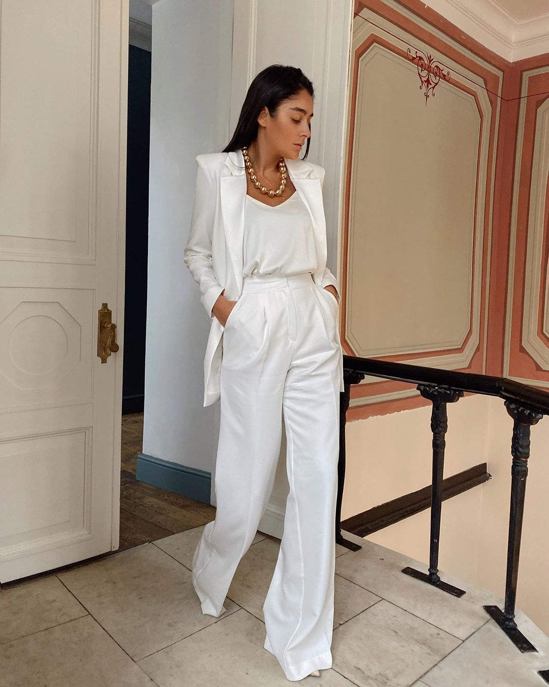 20 White Pieces to Wear to Work This Summer