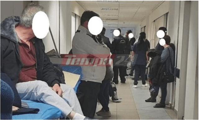 Άρπαξε το όπλο αστυνομικού και αυτοκτόνησε μέσα στο Νοσοκομείο του Ρίου