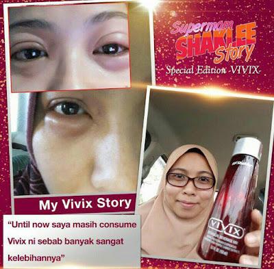 testimoni alergi vivix