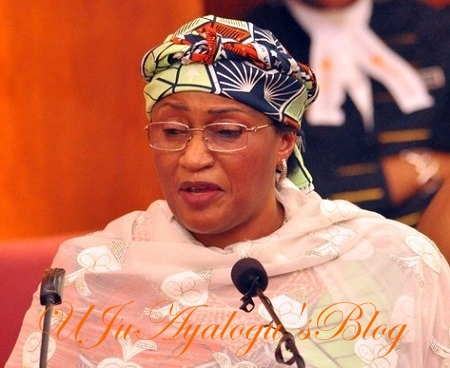 ...After Anti Buhari Jab, Aisha Alhassan Caught In N12m Ghost Project Fraud