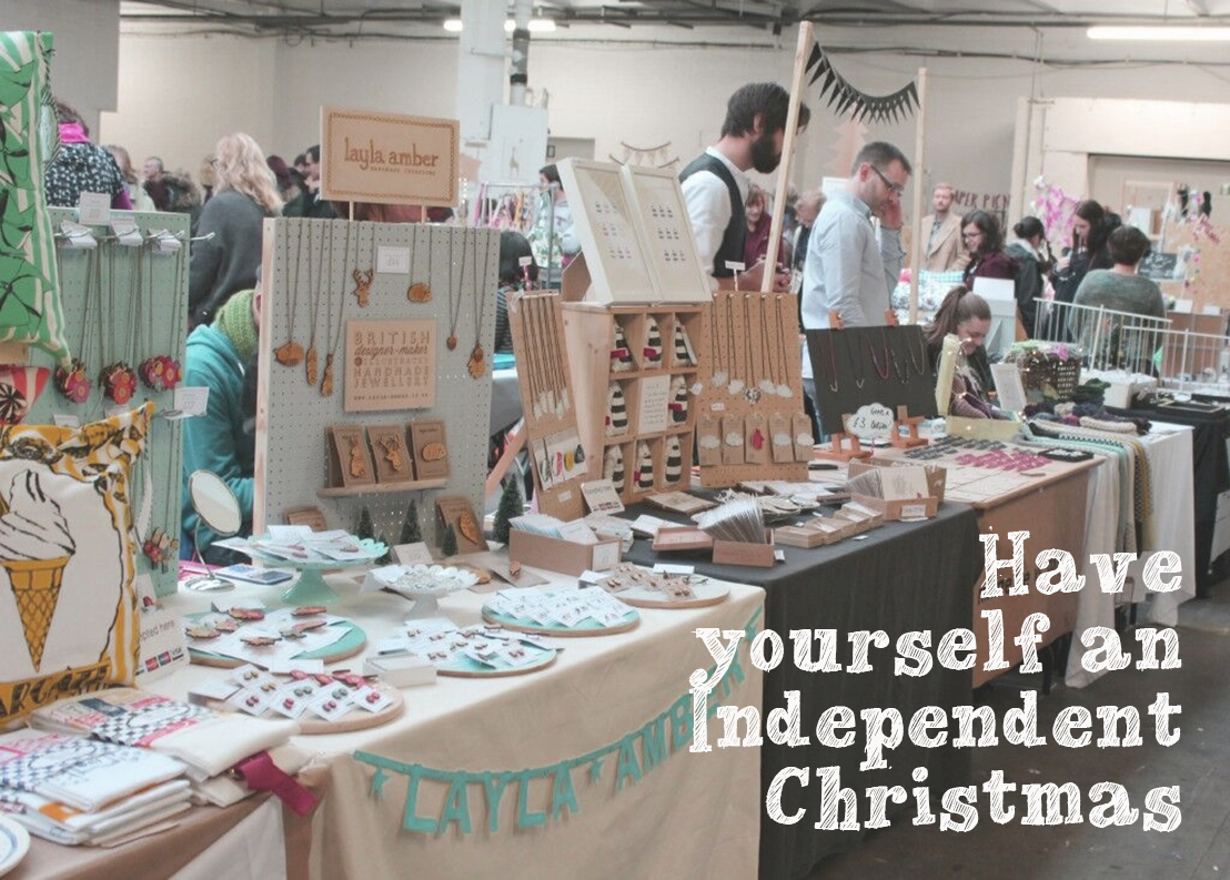 Have yourself an Independent Christmas
