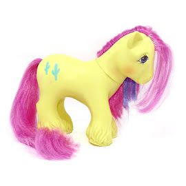 My Little Pony Tex Year Five Big Brother Ponies G1 Pony