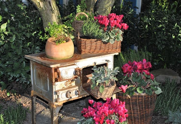 Inspiration und Anregung für Gartendeko-Freunde