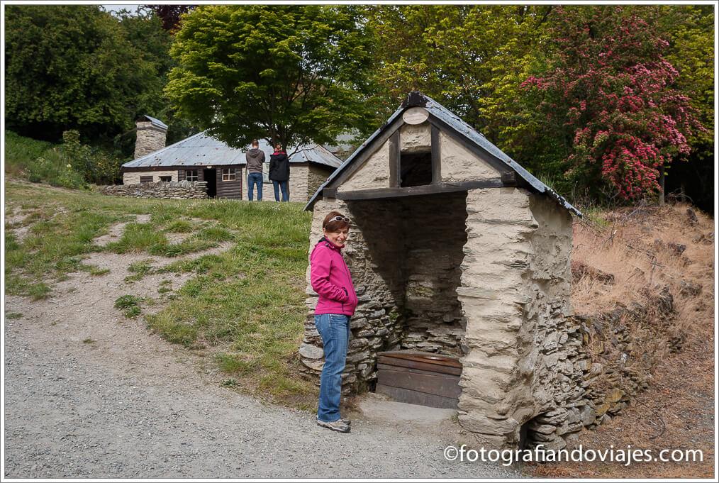 Asentamiento chino de Arrowtown