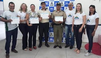 ARAGUATINS: SERVIDORES DO COLÉGIO MILITAR DE ARAGUATINS PARTICIPAM DA 1º FORMAÇÃO CONTINUADA DE 2019