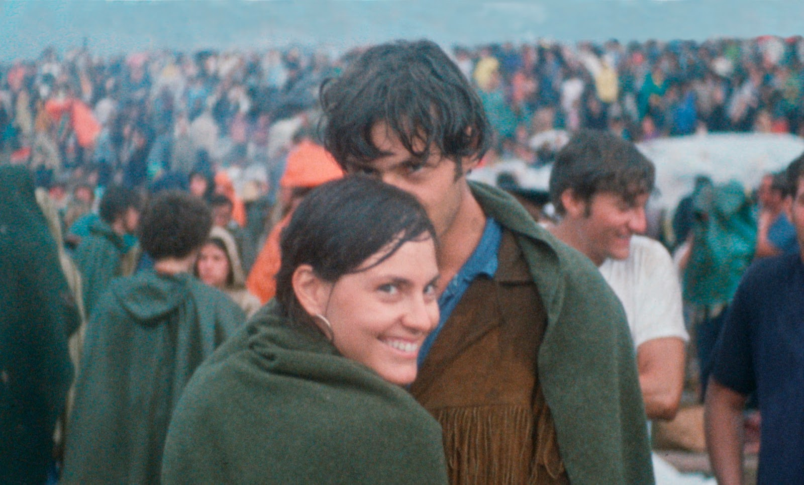 Couple Recovers Woodstock Photo 50 Years After It Was Taken To Mark The Beginning Of Their Relationship 1