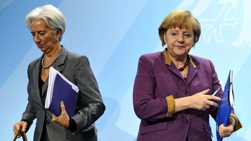 Το ευρωπαϊκό σχέδιο, η αποχώρηση του ΔΝΤ και η... τακτική Λαλιώτη