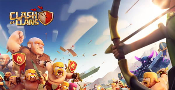 Clash of Clans Versi 9.256.8 Apk Android Update Terbaru