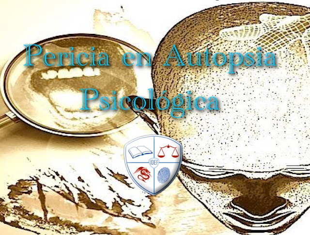 Autopsia Psicologica Forense