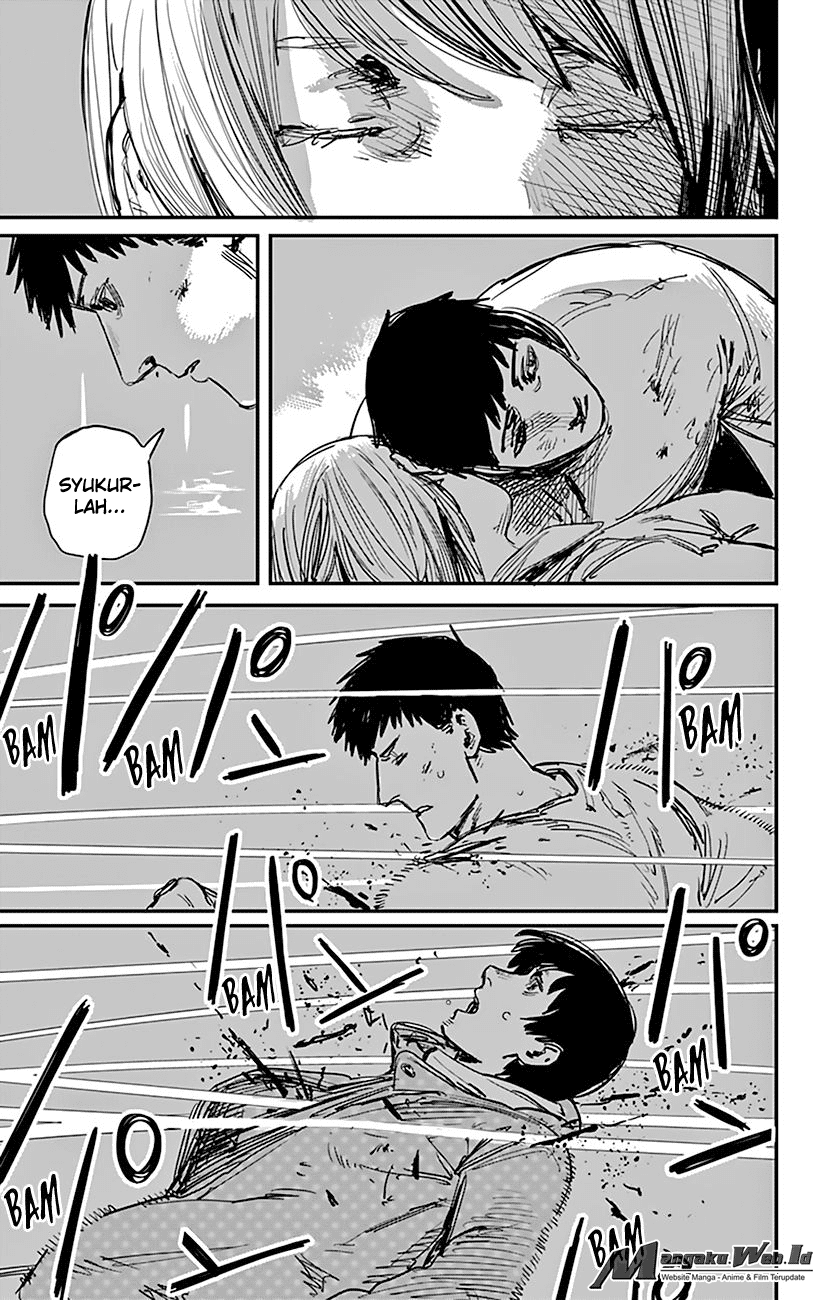 Fire Punch Chapter 67-13