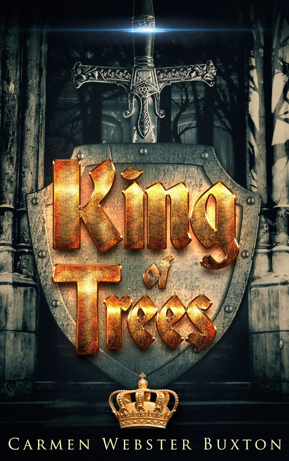 King of Trees (print & ebook)