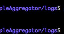 iOS remote logging (AKA centralized logging, logging aggregation