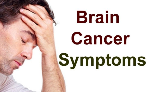 Symptoms For Brain Cancer