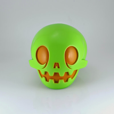 Spring 2015 Calaverita Vinyl Figure by The Beast Brothers