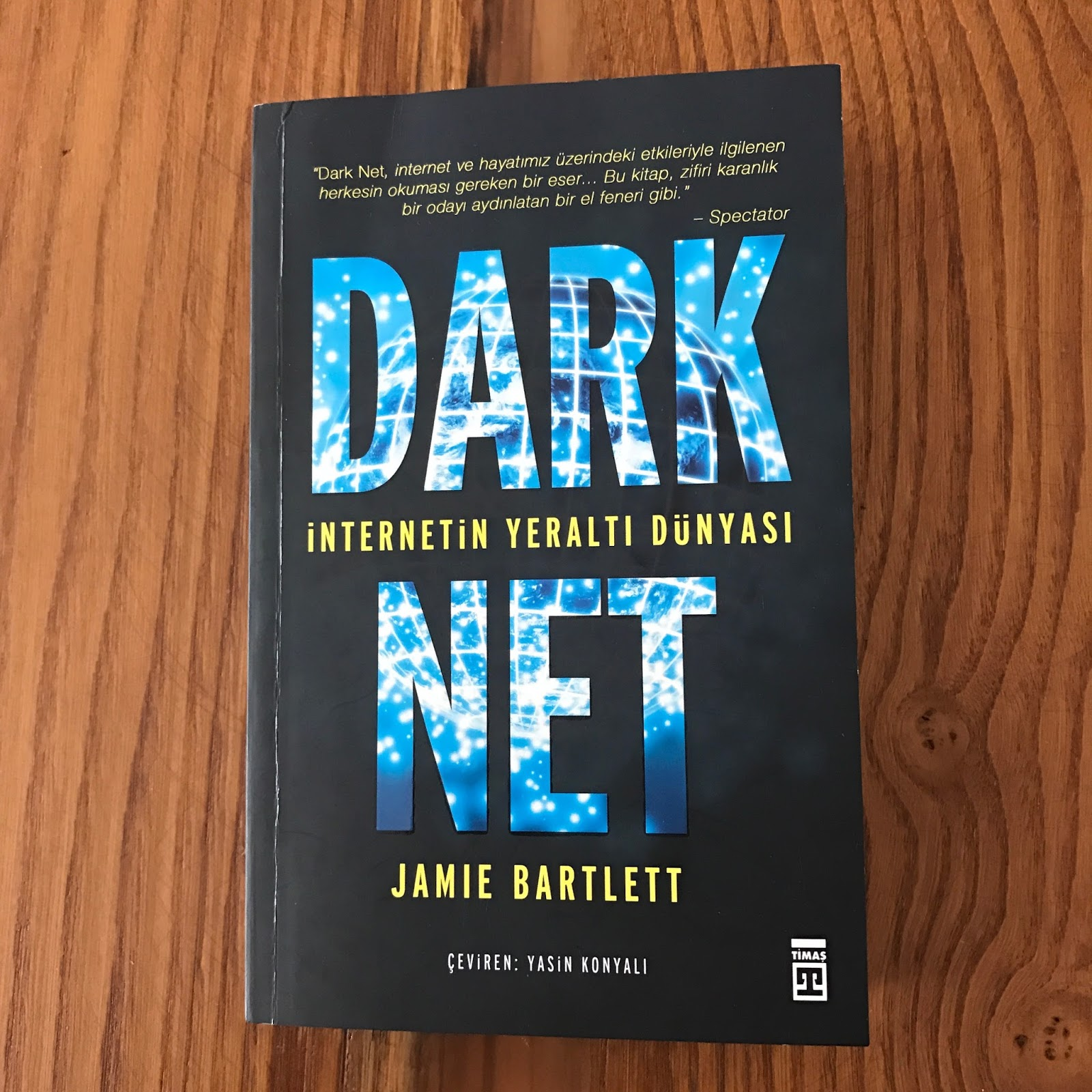 Dark Net Jamie Bartlett