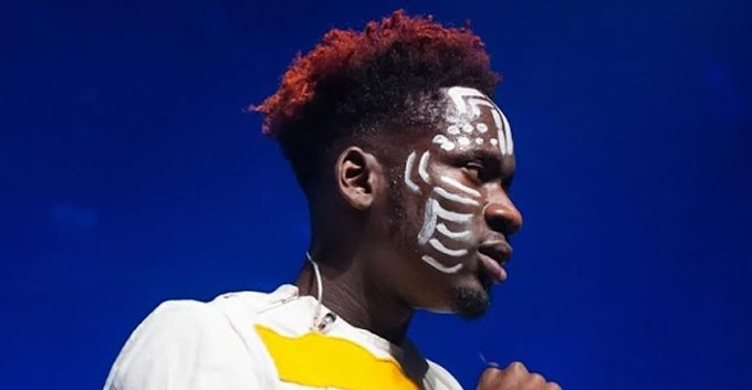 From Kentinkrono to Roundhouse, London : Mr Eazi's Culturefest 2017