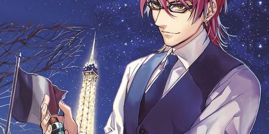 Critique Manga, Delcourt / Tonkam, Food Wars, Food Wars - L'Étoile, Manga, Shonen,