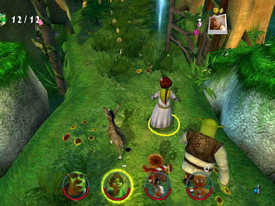 Download Shrek 2 Game highly compressed for pc