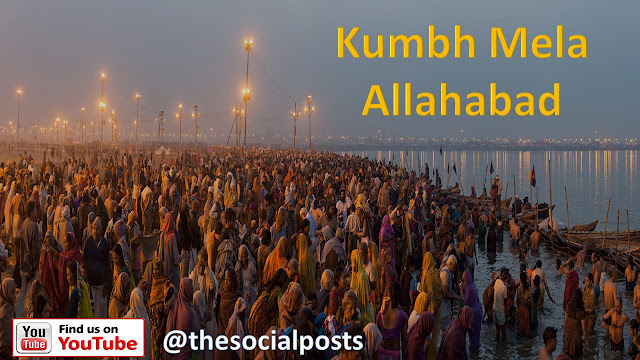 Kumbh Mela Image in Allahabad
