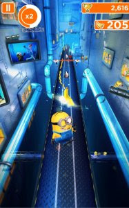 Despicable Me Minion Rush Apk