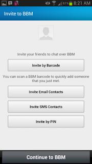 Cara Download Dan Install BBM untuk Android