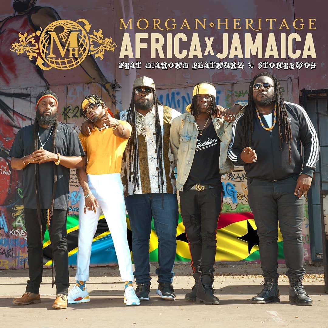 Morgan Heritage x Jamaica Ft. Diamond Platnumz & Stonebwoy – Africa