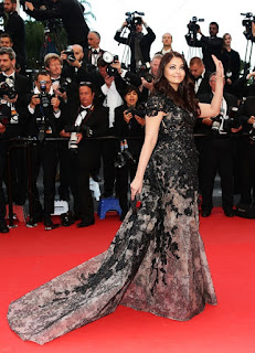 Aishwarya Rai Bachchan's fashion in black dress Pictures Rarely seen