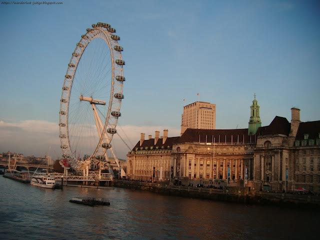 Londyn - intensywne zwiedzanie