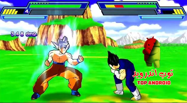 تحميل لعبة القتال دراغون بول زي Dragon Ball Z shin Budokai 3